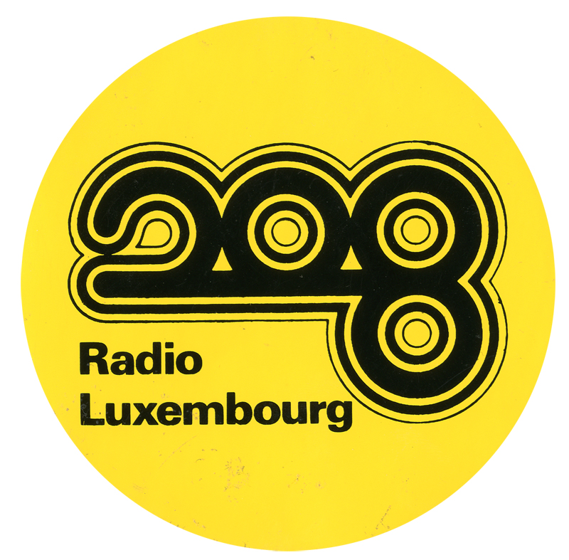 RTL/CLT Tribute Site to Radio Luxembourg