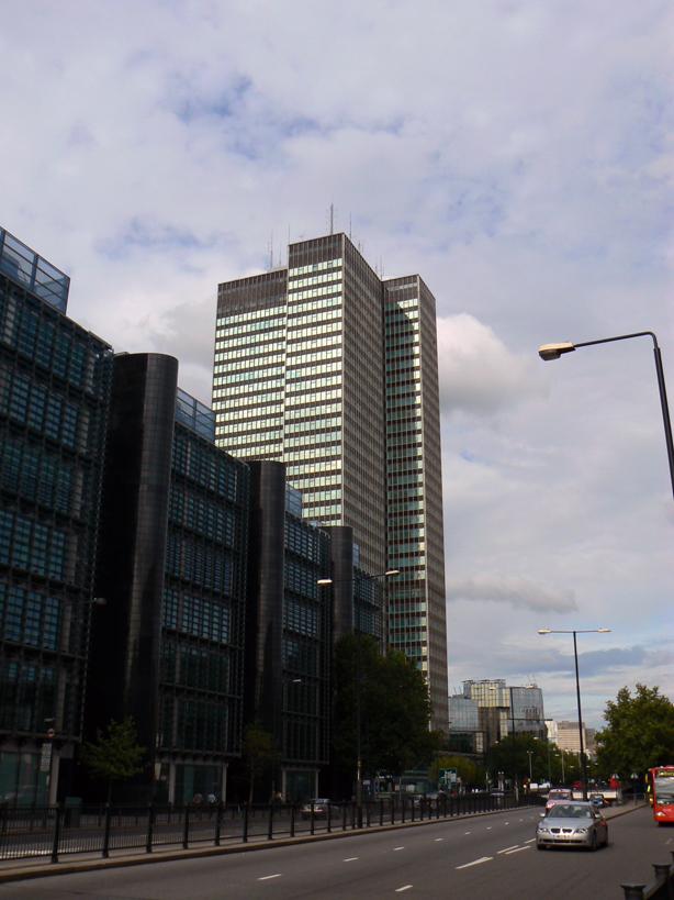 Mötehus Euston Road London